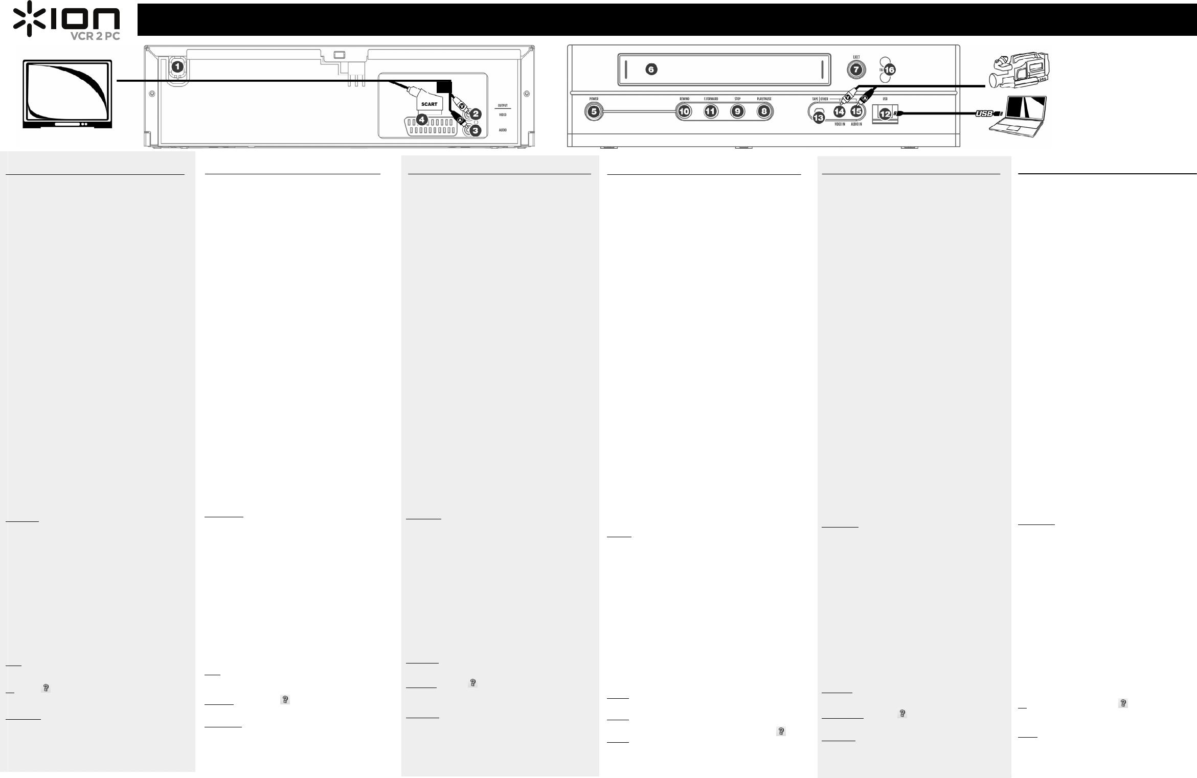 Ez vhs converter software download