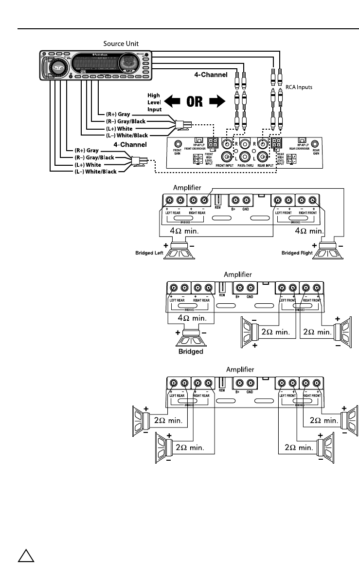 Rockford Fosgate Prime R500-1 Wiring Diagram from www.libble.de