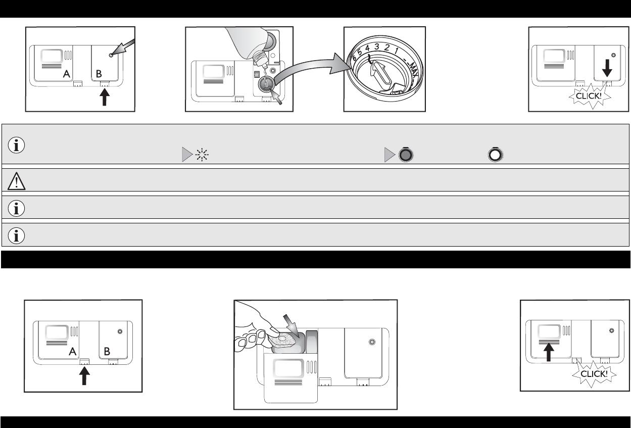 whirlpool geschirrsp ler blinkt 8 mal dekoration bild idee. Black Bedroom Furniture Sets. Home Design Ideas