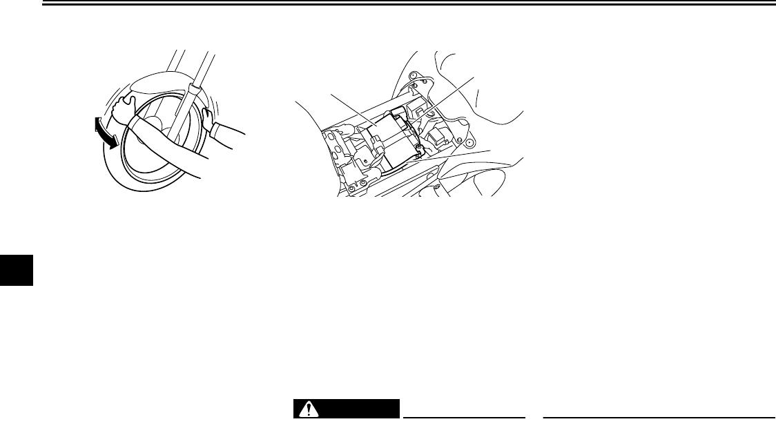 Benungsanleitung Yamaha FZ8-N (Seite 82 von 110) (Deutsch) on