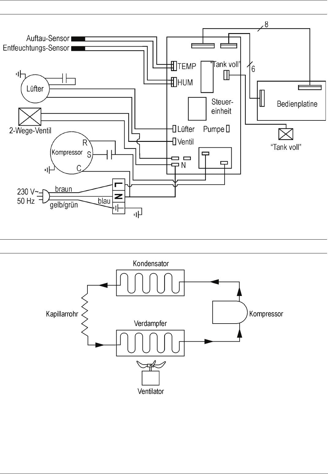 Niedlich Schaltplan Einphasenmotor Mit Kondensator Zeitgenössisch ...