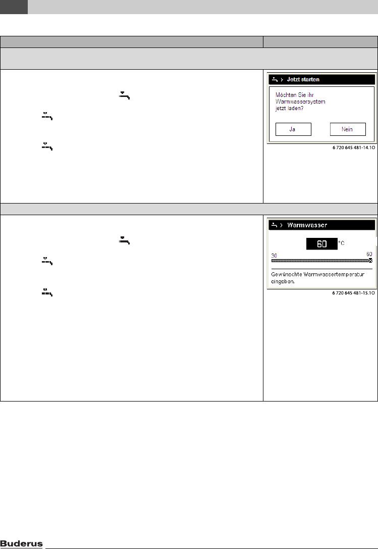 Bedienungsanleitung Buderus Logamatic RC300 - EMS plus (Seite 1 von ...