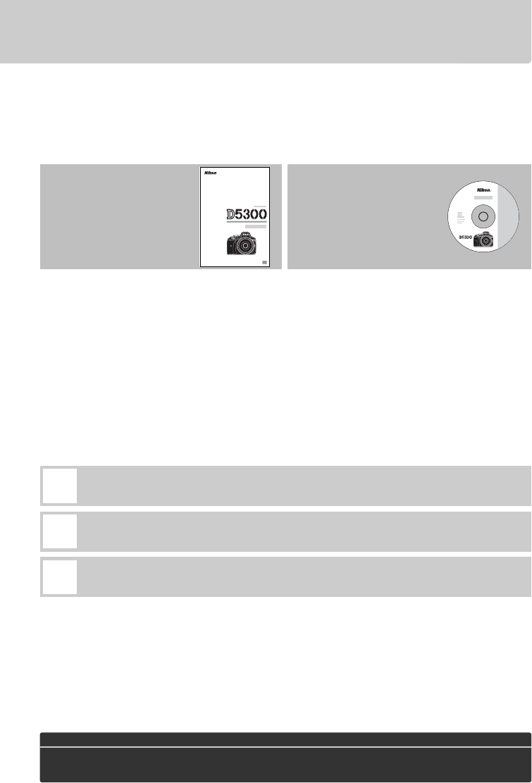 nikon d5300 instruction manual