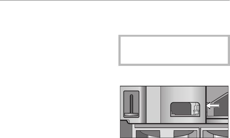 bedienungsanleitung miele cva 3660 seite 65 von 76 deutsch. Black Bedroom Furniture Sets. Home Design Ideas