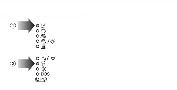 Relativ Bedienungsanleitung Miele G 7856 (Seite 20 von 60) (Deutsch) PK01
