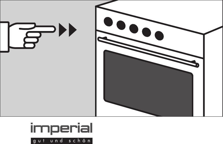 bedienungsanleitung imperial b seite 1 von 52 deutsch. Black Bedroom Furniture Sets. Home Design Ideas