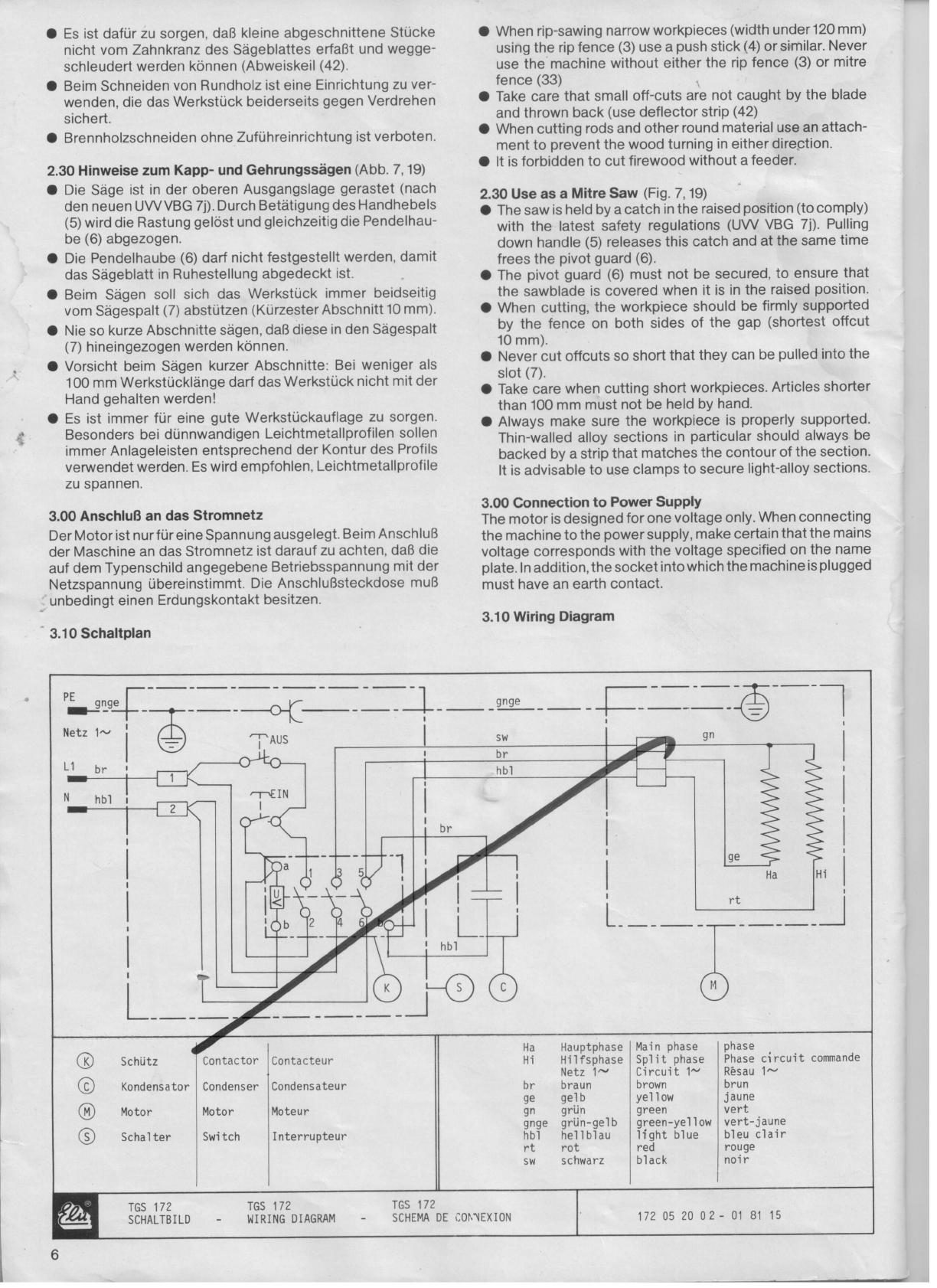 Ziemlich Elektrischer Schaltplan Mit Drei Wegen Ideen - Elektrische ...