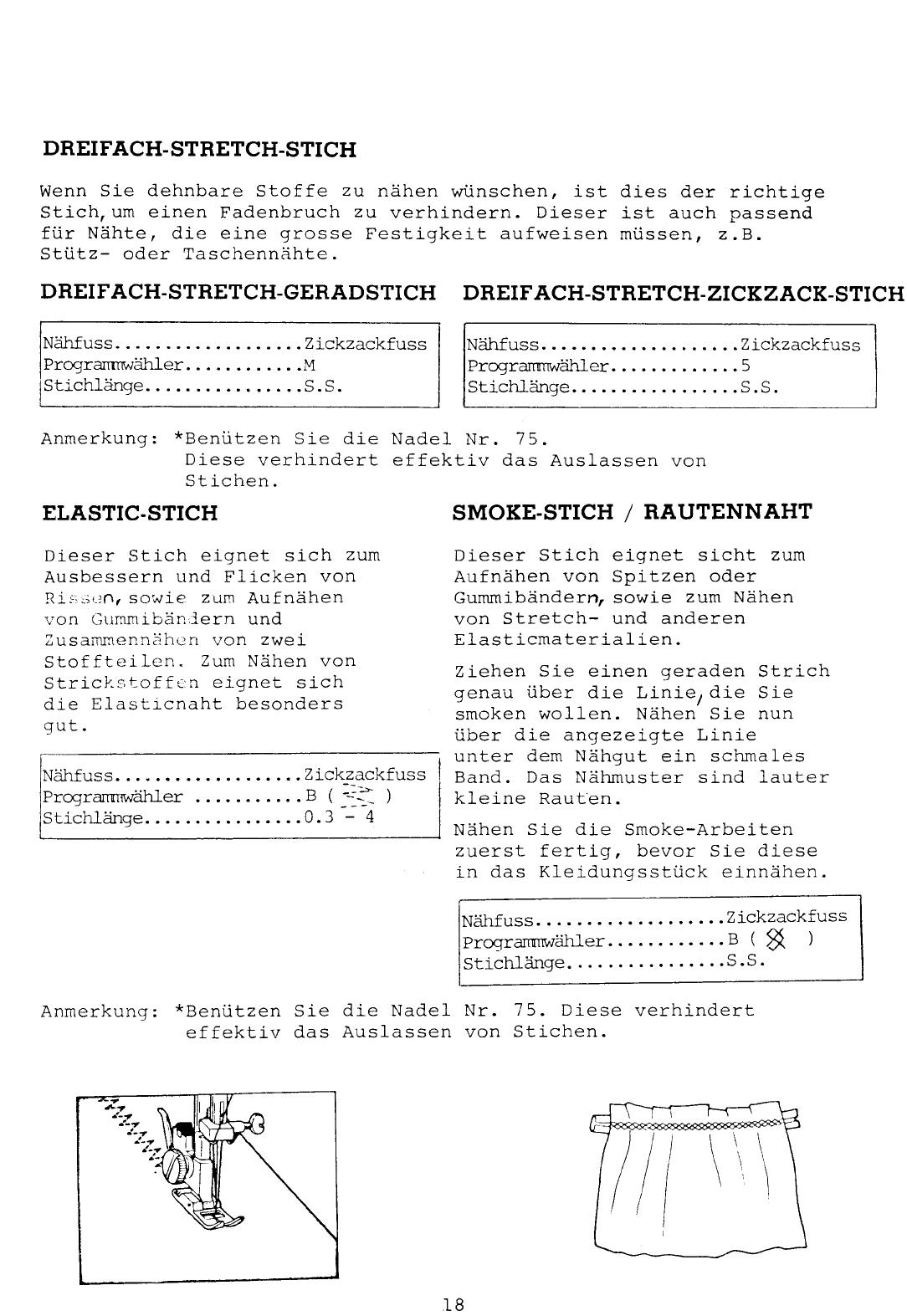 Berühmt Lesen Nähmustern Zeitgenössisch - Strickmuster-Ideen ...