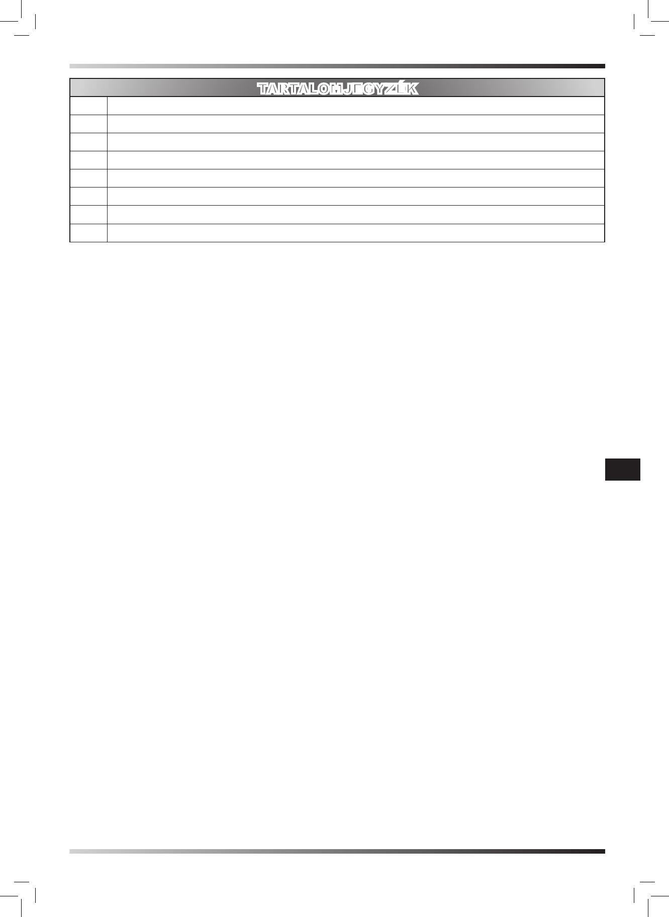 Bedienungsanleitung master DH 122 Seite 12 von 12 Alle Sprachen