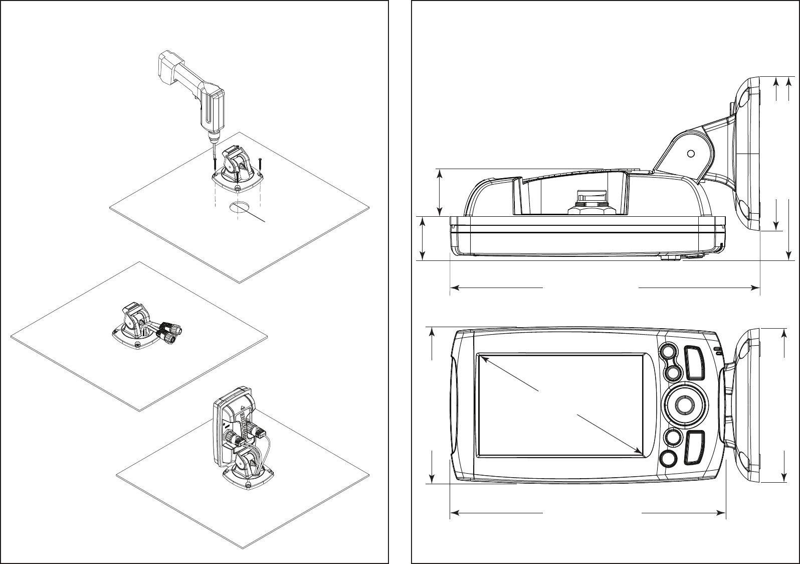 Bedienungsanleitung Lowrance Mark 4 Hdi Seite 1 Von Englisch Wiring Diagram