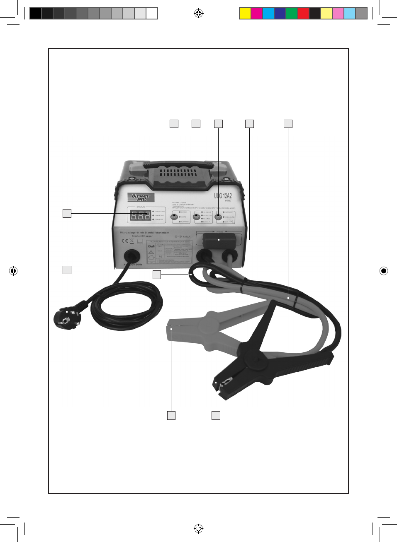bedienungsanleitung ultimate speed ulg 12 a2 ian 115064 seite 3 von 45 deutsch englisch. Black Bedroom Furniture Sets. Home Design Ideas