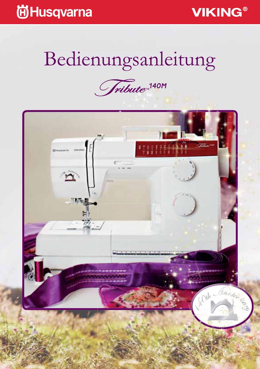 bedienungsanleitung husqvarna tribute 140m seite 1 von 48 deutsch. Black Bedroom Furniture Sets. Home Design Ideas