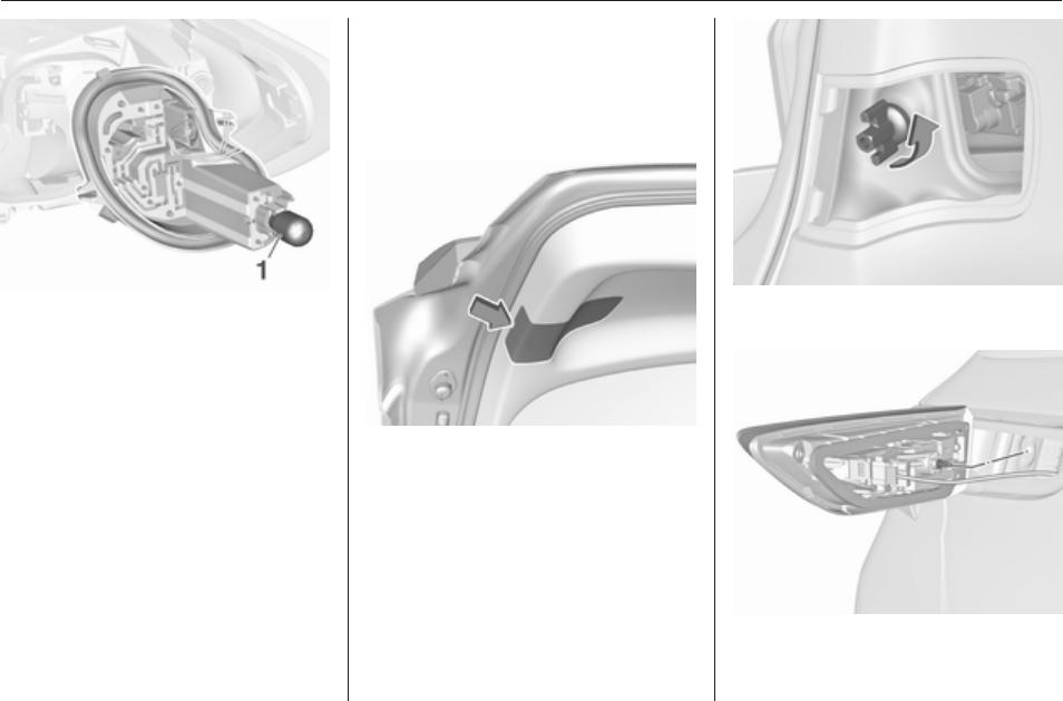 Bedienungsanleitung Opel Astra K 2016 (Seite 223 von 283