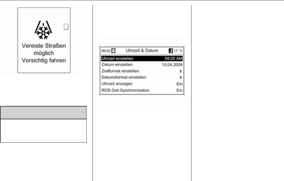 bedienungsanleitung opel meriva b 2011 (seite 87 von 228) (deutsch)