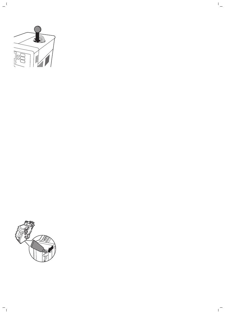 bedienungsanleitung philips saeco hd8916 incanto seite 59 von 76 deutsch englisch. Black Bedroom Furniture Sets. Home Design Ideas