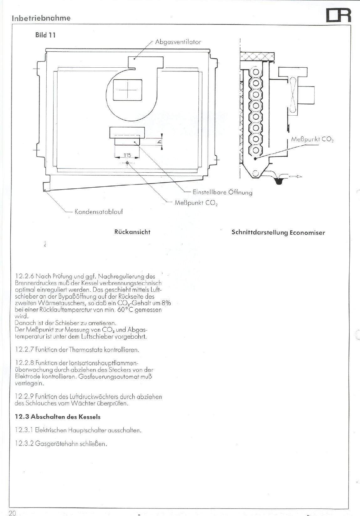 Atemberaubend Funktion Der Dampftrommel Zeitgenössisch - Schaltplan ...