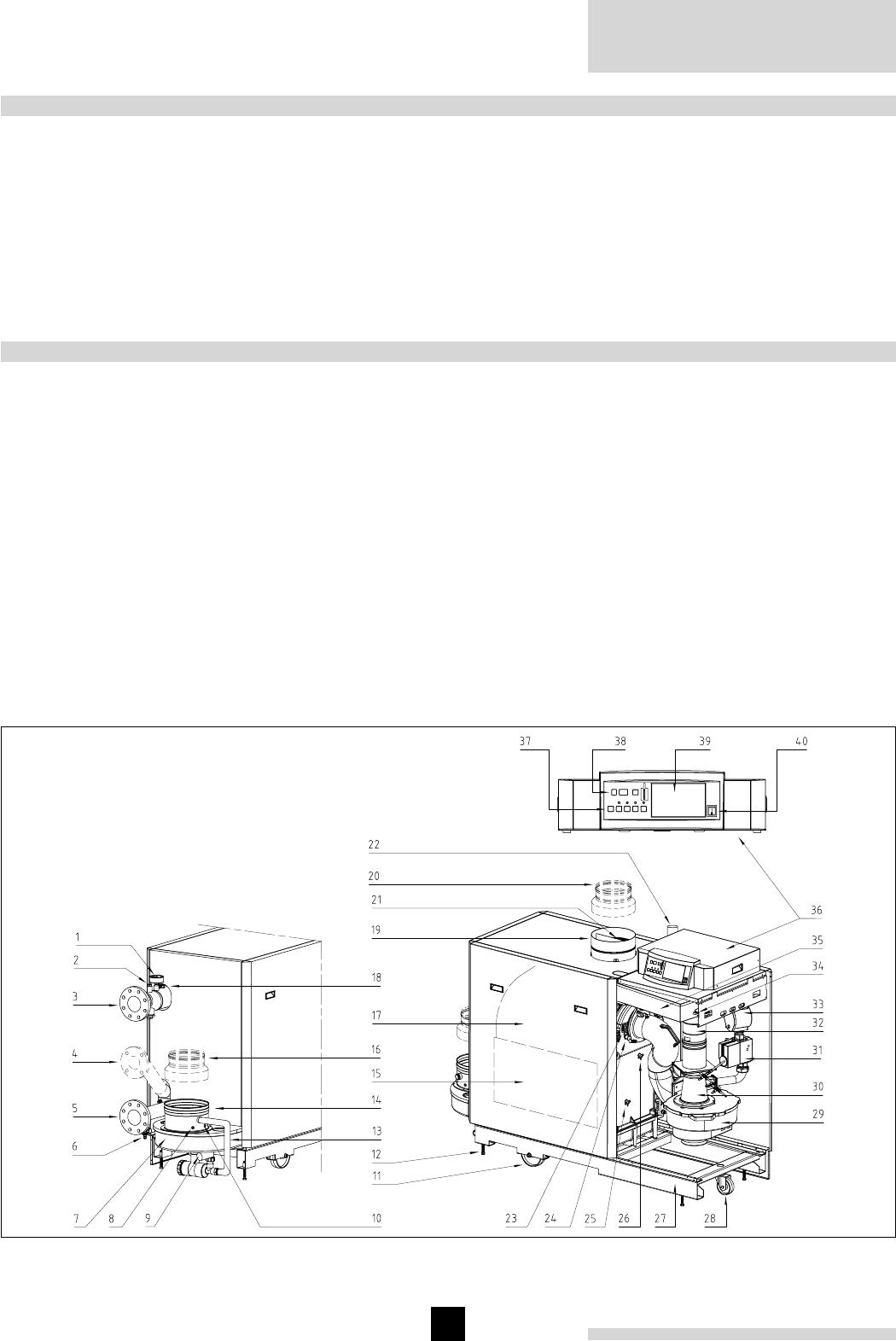 Bedienungsanleitung Remeha Gas 310 Eco (Seite 16 von 20) (Deutsch ...