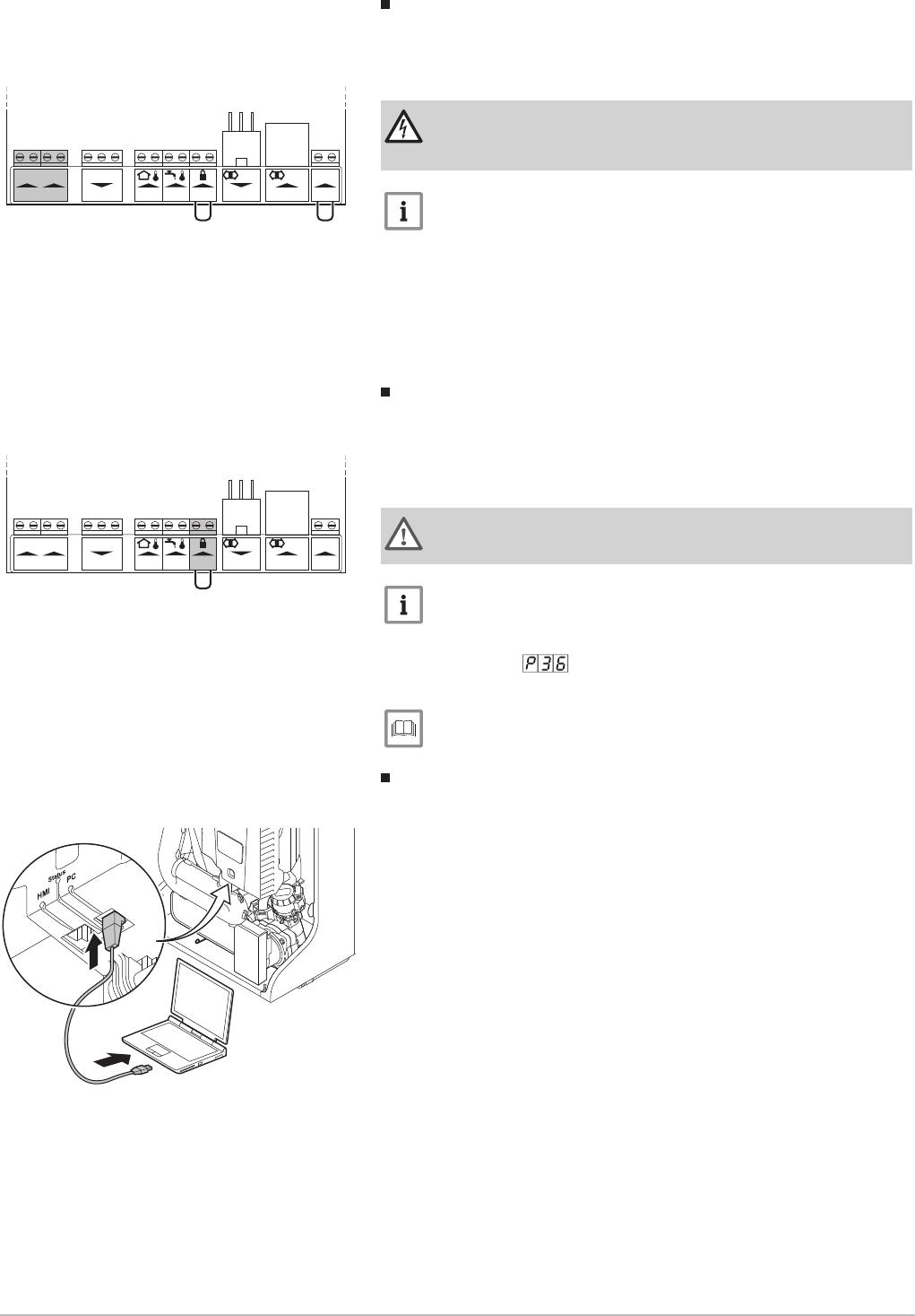 Bedienungsanleitung Remeha Tzerra M 28c (Seite 34 von 84) (Deutsch)