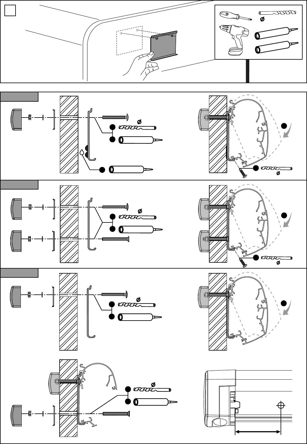 bedienungsanleitung thule omnistor 5200 seite 4 von 16. Black Bedroom Furniture Sets. Home Design Ideas