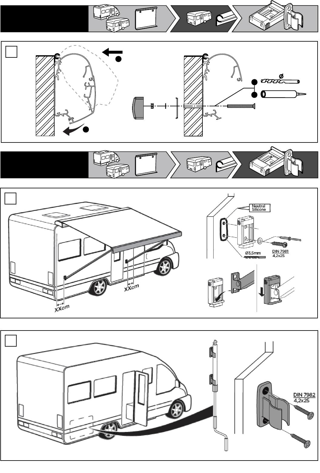 bedienungsanleitung thule omnistor 5200 seite 5 von 16. Black Bedroom Furniture Sets. Home Design Ideas