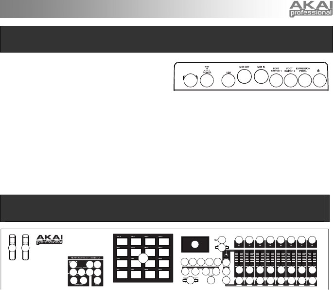 Akai Mpk88 Manual