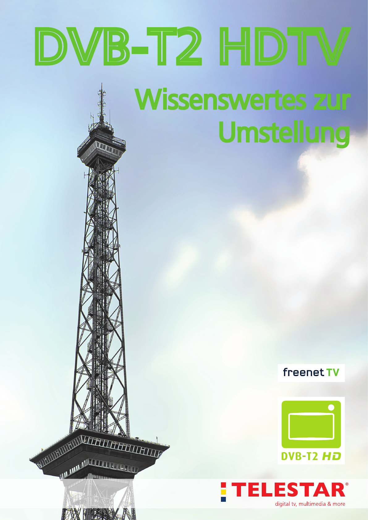 Bedienungsanleitung Telestar DVB-T2 - freenet TV (Seite 1