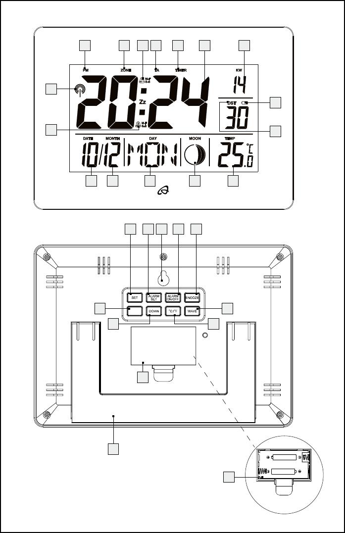 df08e539a7f Bedienungsanleitung Auriol HG00596 - IAN 271042 (Seite 3 von 40 ...