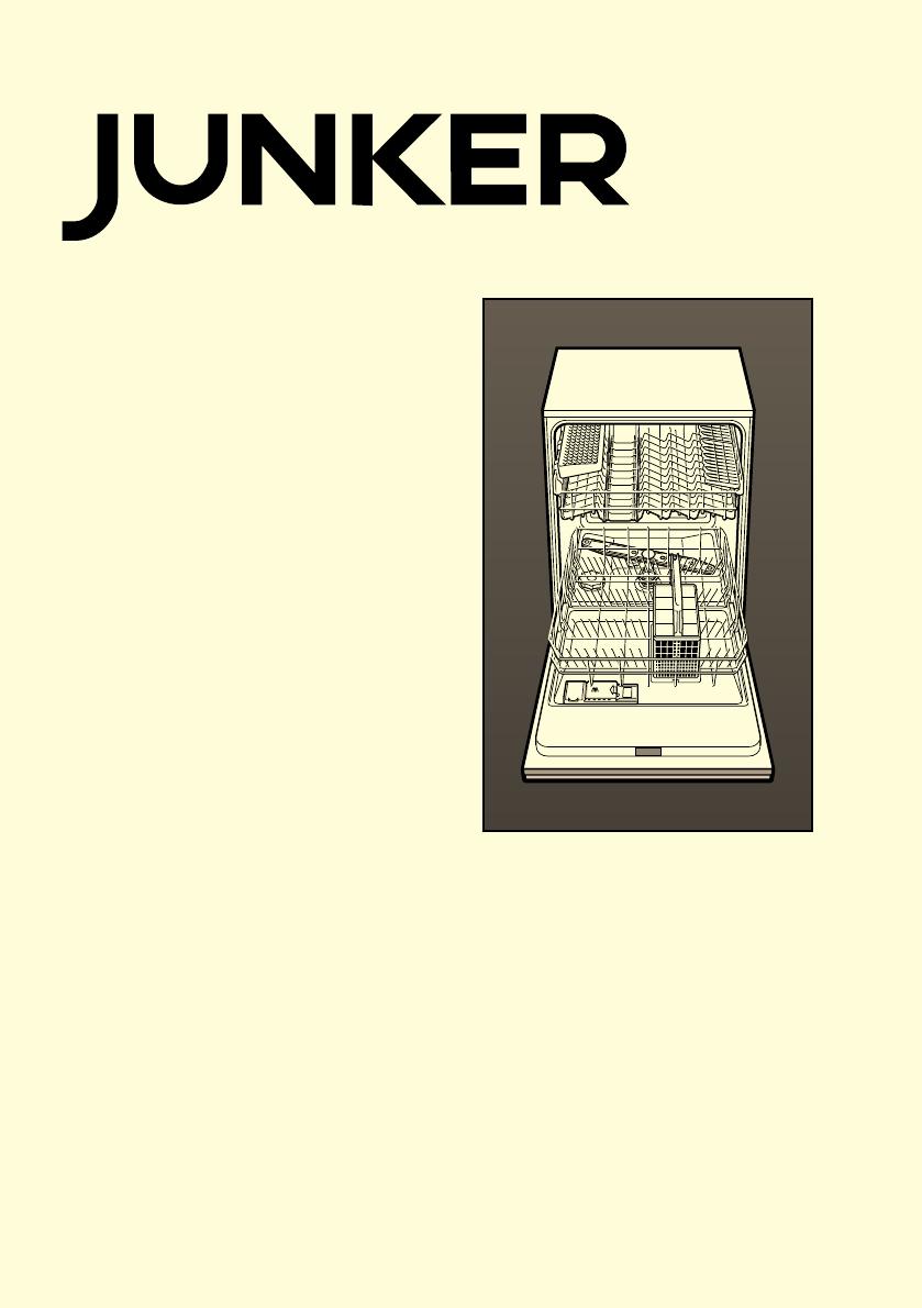 Bedienungsanleitung Junker Js04vn94 Seite 1 Von 42 Deutsch