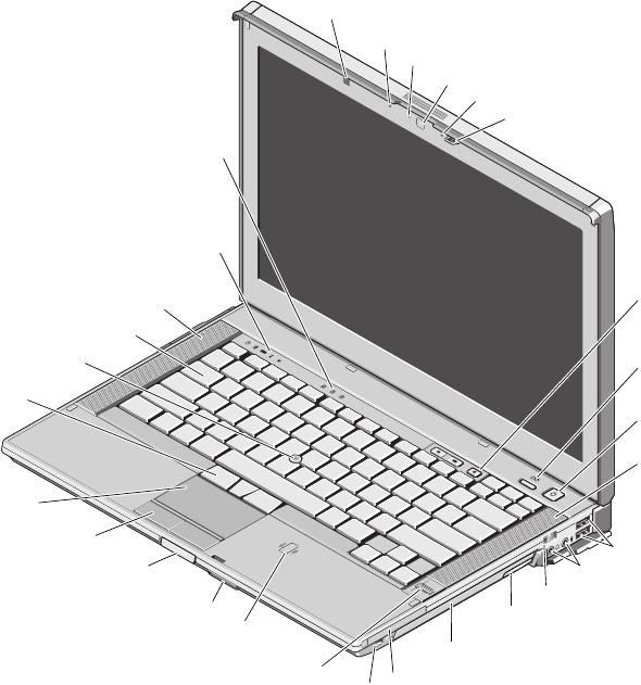 Bedienungsanleitung Dell Latitude E6410 (Seite 3 von 8
