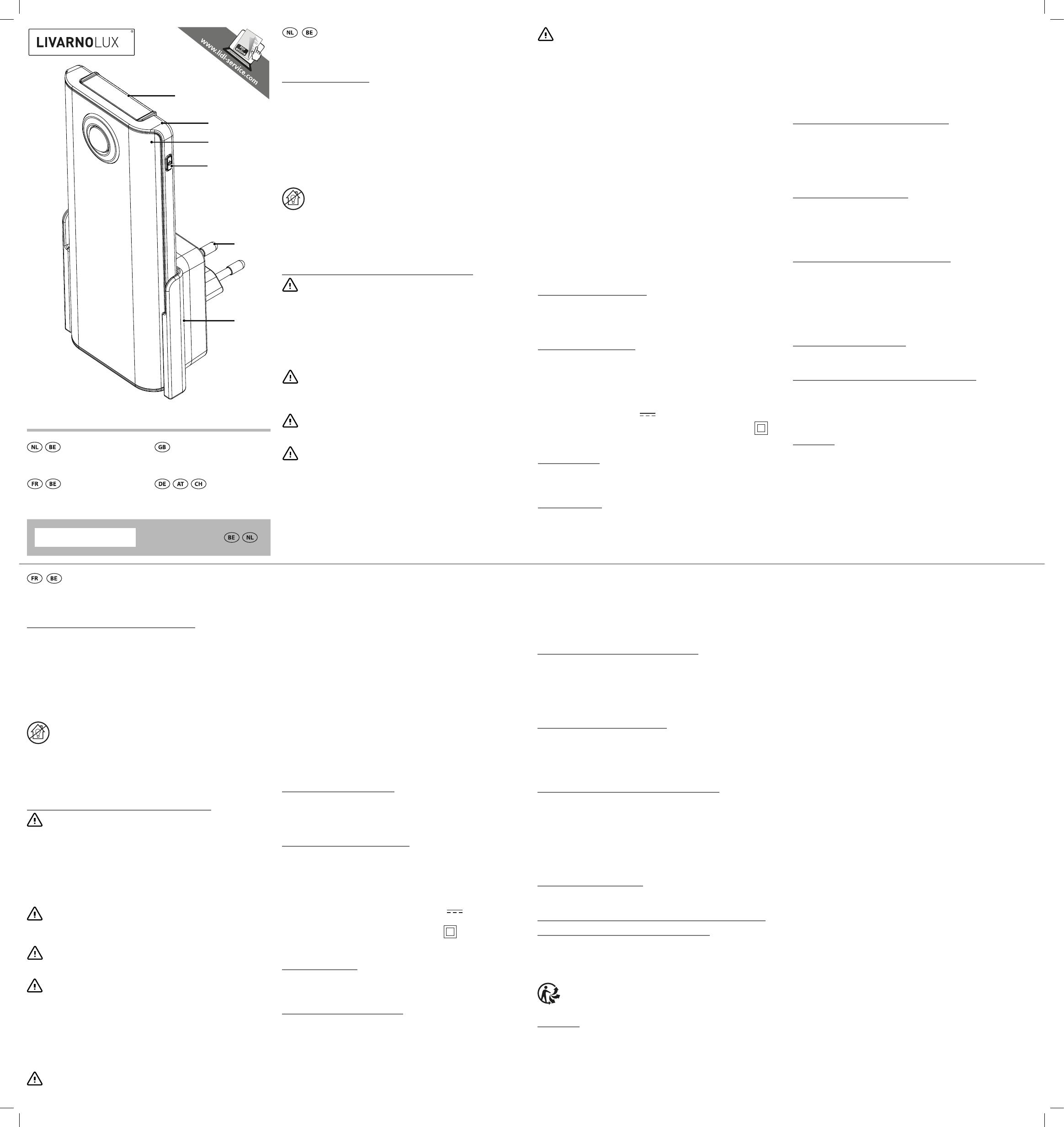 Livarnolux Von Bedienungsanleitung 278006 1seite Ian 2 5Lj3Ac4Rq