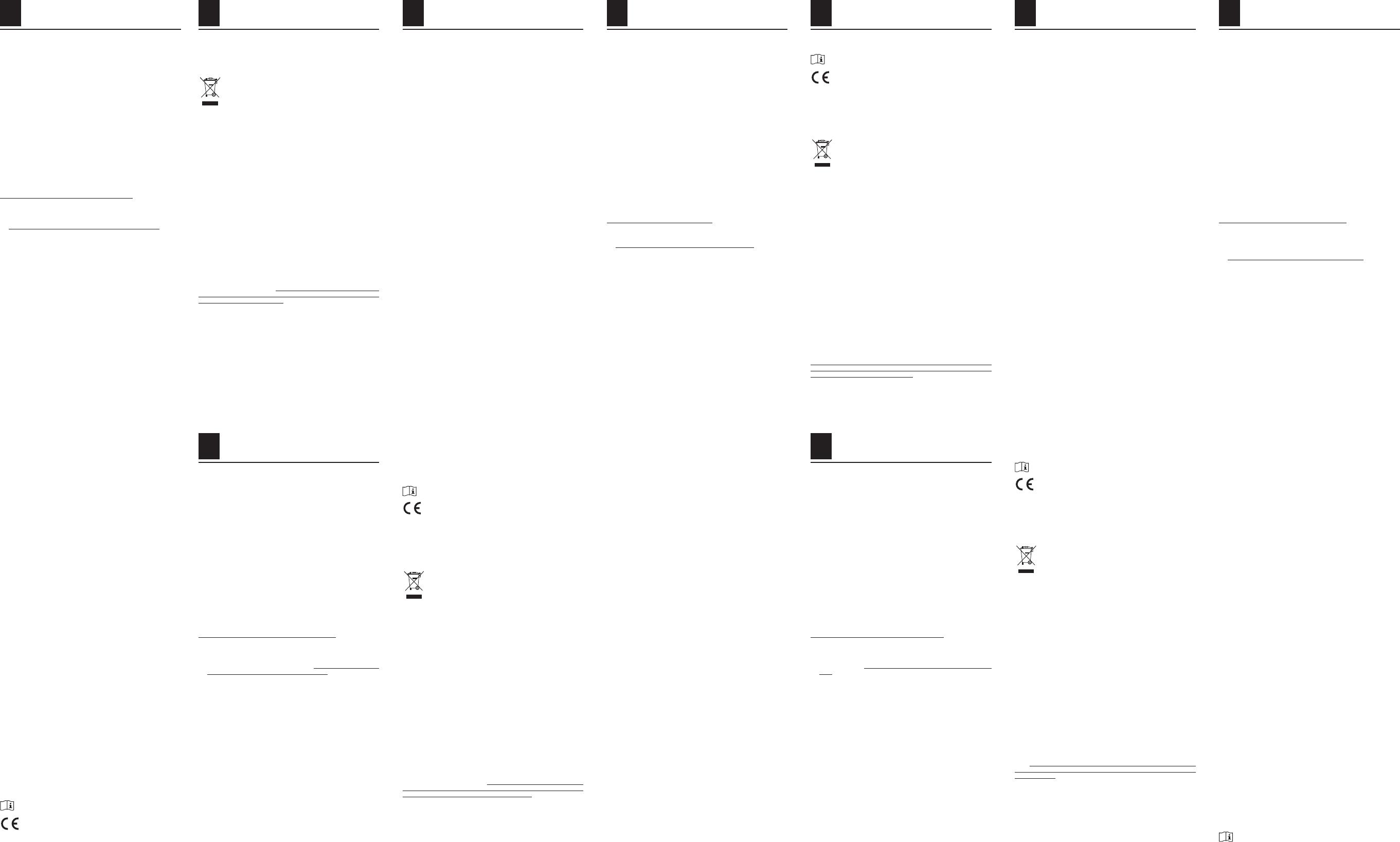 Bedienungsanleitung Laica BX200 Seite 200 von 20 Deutsch ...