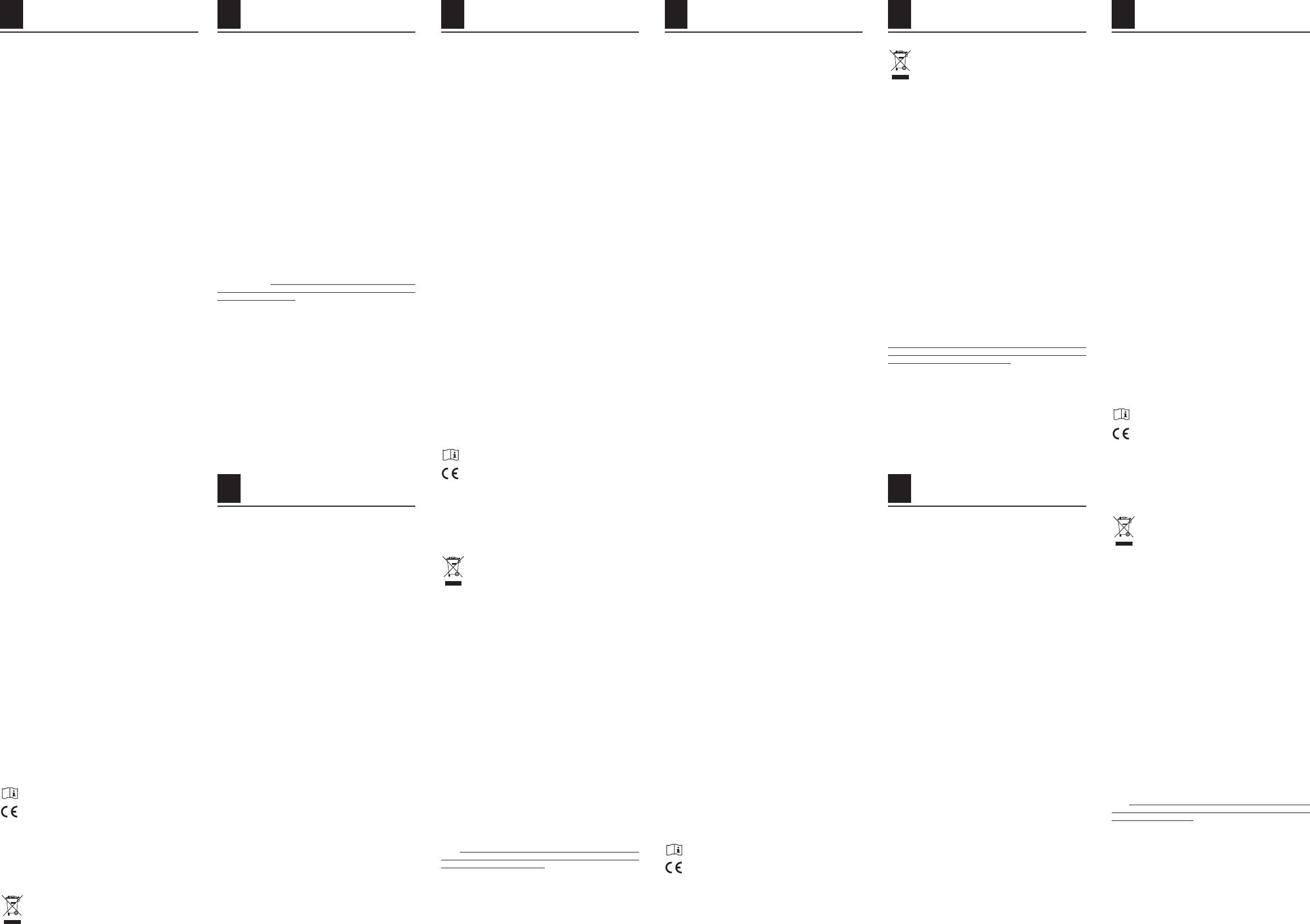 Bedienungsanleitung Laica Bx9310 Seite 1 Von 2 Deutsch
