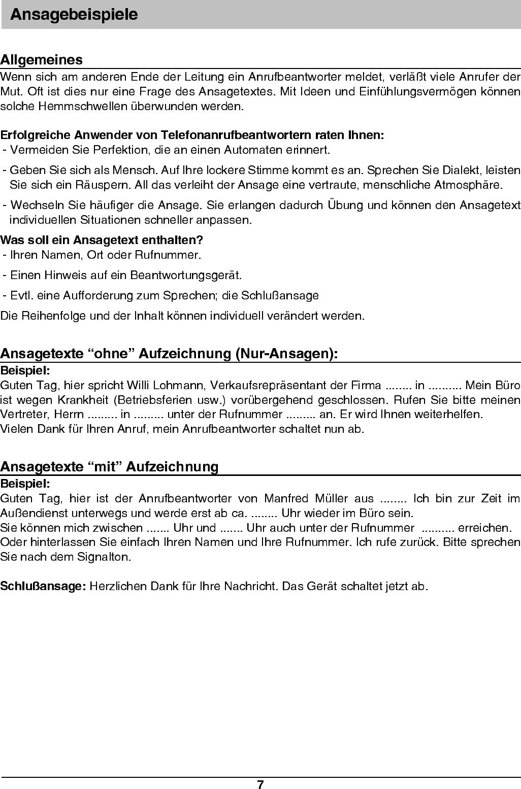 Bedienungsanleitung Tiptel 331 Seite 7 Von 40 Deutsch