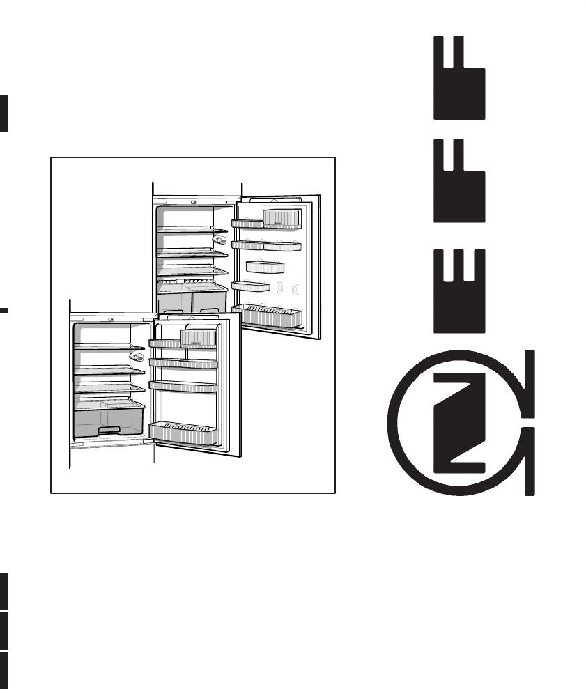bedienungsanleitung neff k 5614 seite 1 von 54 d nisch deutsch englisch franz sisch. Black Bedroom Furniture Sets. Home Design Ideas