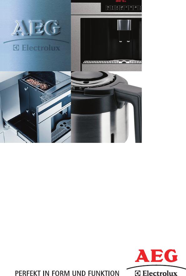 bedienungsanleitung aeg electrolux pe 4510m seite 1 von. Black Bedroom Furniture Sets. Home Design Ideas