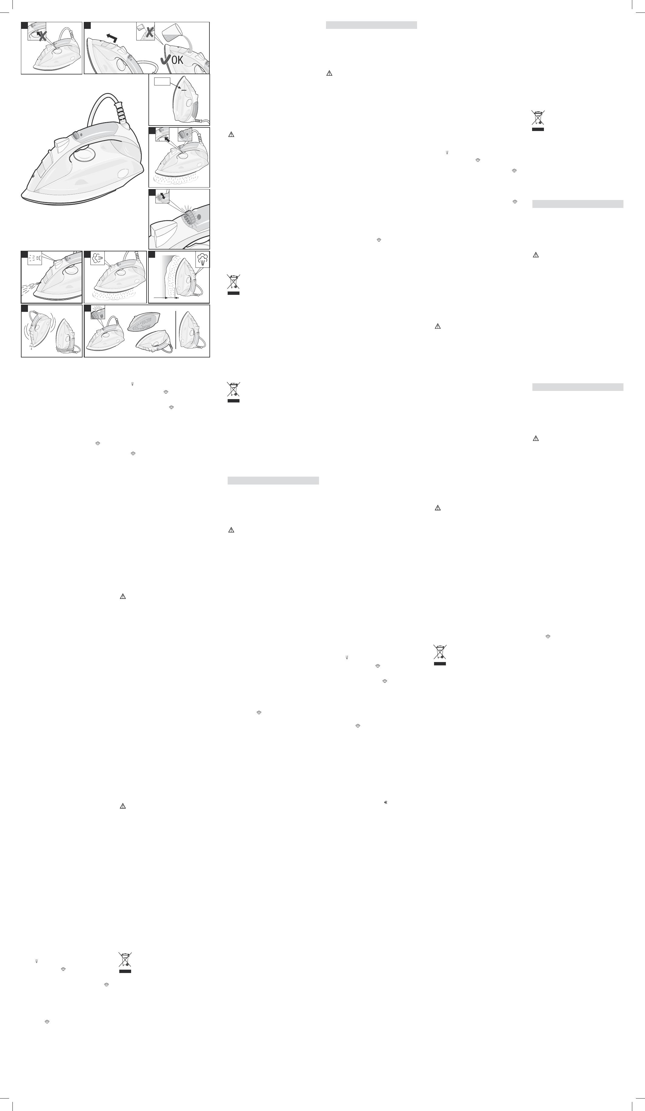 Bedienungsanleitung Bosch Tds 1015 Seite 1 Von 2 Deutsch
