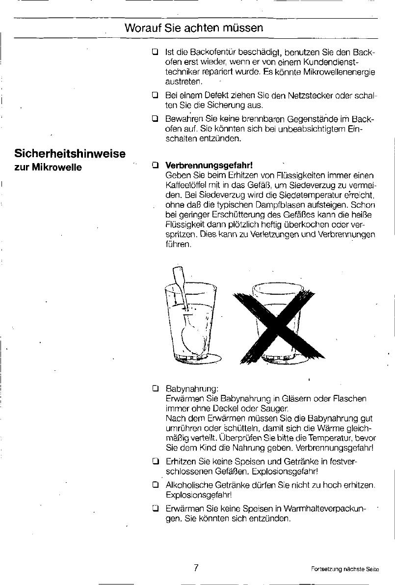 Bedienungsanleitung Siemens HF73241 (Seite 7 von 210) (Deutsch ...