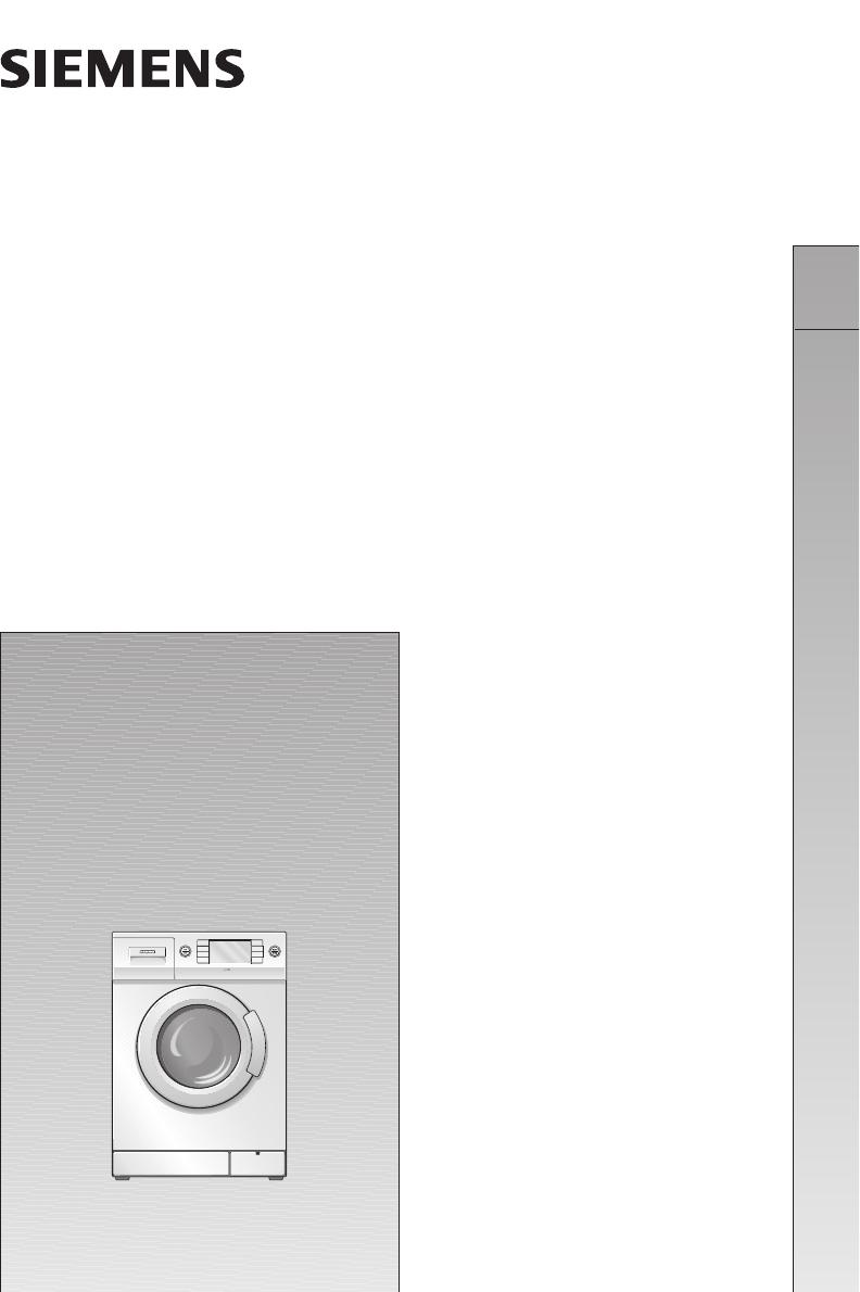 bedienungsanleitung siemens wiq 1430 seite 1 von 68. Black Bedroom Furniture Sets. Home Design Ideas