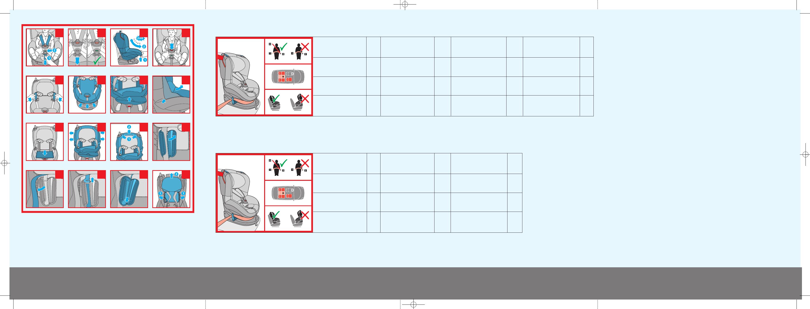 bedienungsanleitung maxi cosi tobi seite 2 von 74. Black Bedroom Furniture Sets. Home Design Ideas