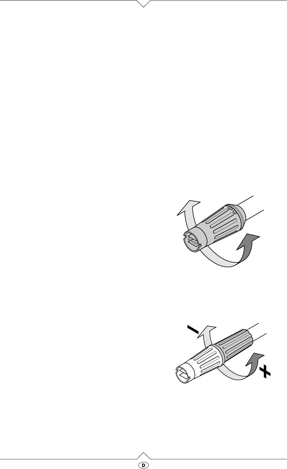 Bekannt Bedienungsanleitung Elektra Beckum HD 111-420 (Seite 3 von 48 HN79