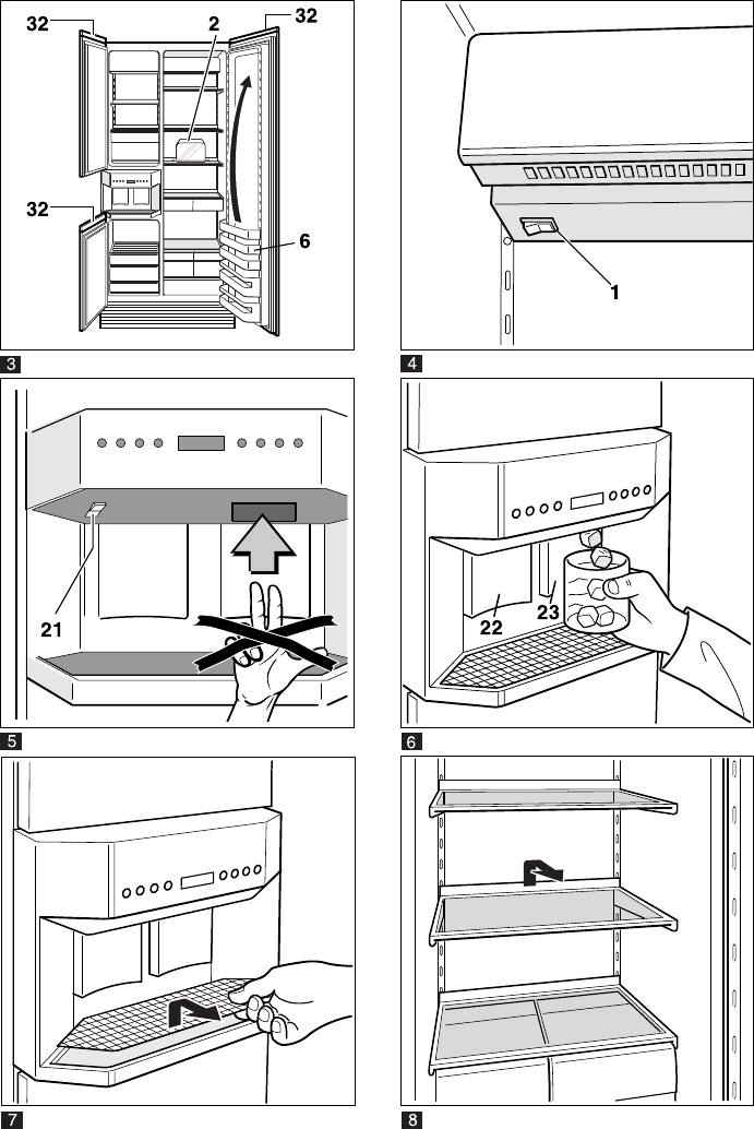 bedienungsanleitung gaggenau ik 300 254 seite 145 von 148 deutsch englisch franz sisch. Black Bedroom Furniture Sets. Home Design Ideas