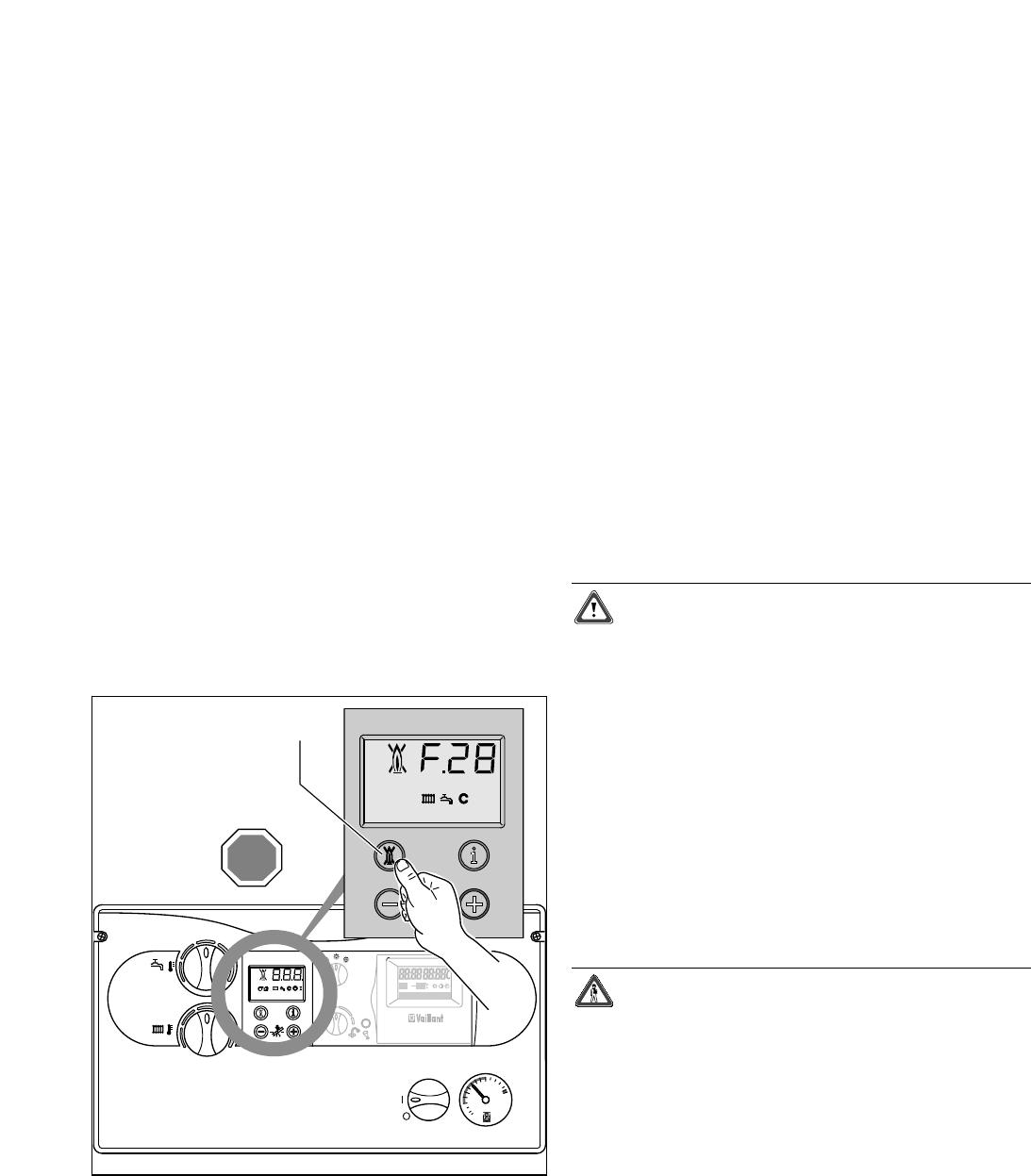 bedienungsanleitung vaillant atmotec classic seite 17 von. Black Bedroom Furniture Sets. Home Design Ideas