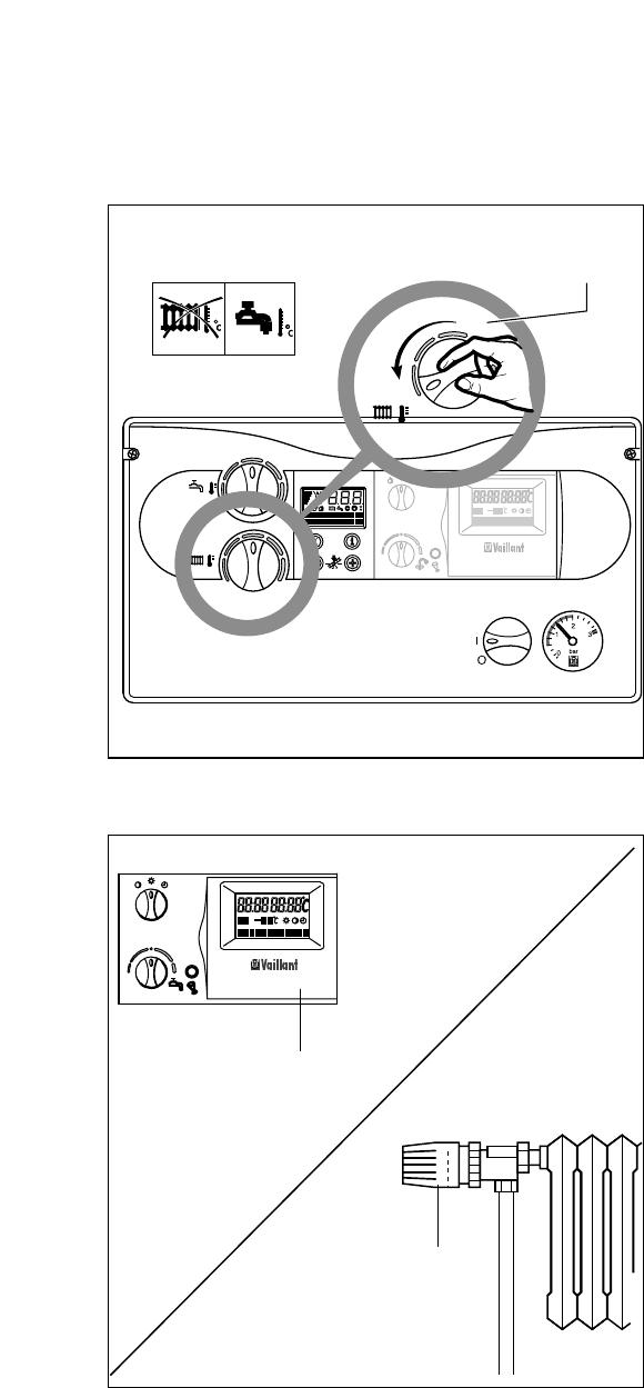 bedienungsanleitung vaillant atmotec classic seite 15 von 24 deutsch. Black Bedroom Furniture Sets. Home Design Ideas