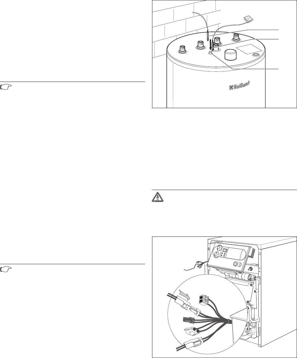 bedienungsanleitung vaillant unistor vih r seite 8 von 12 deutsch. Black Bedroom Furniture Sets. Home Design Ideas