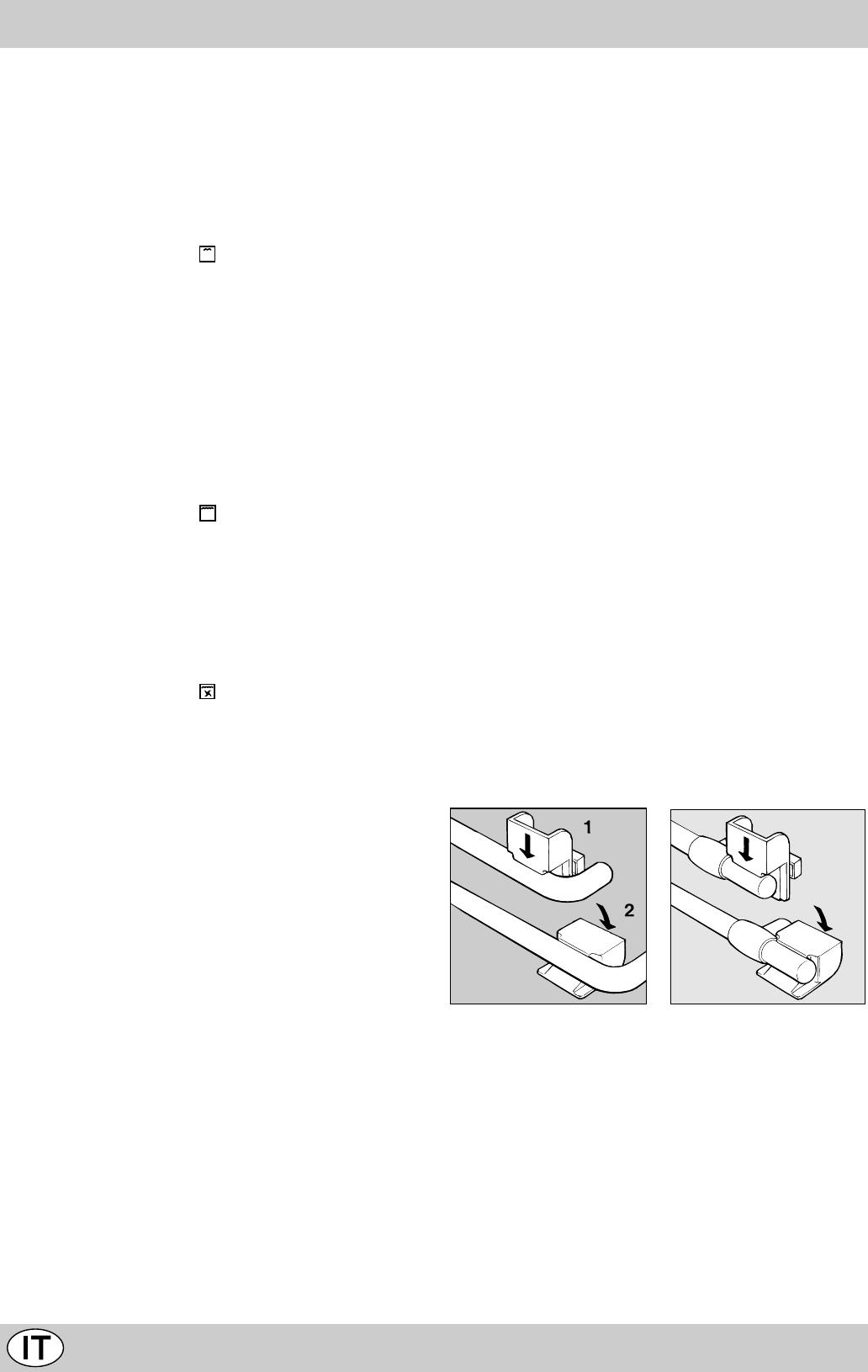 Bedienungsanleitung Ariston Fm 22 M Ix Seite 5 Von 26