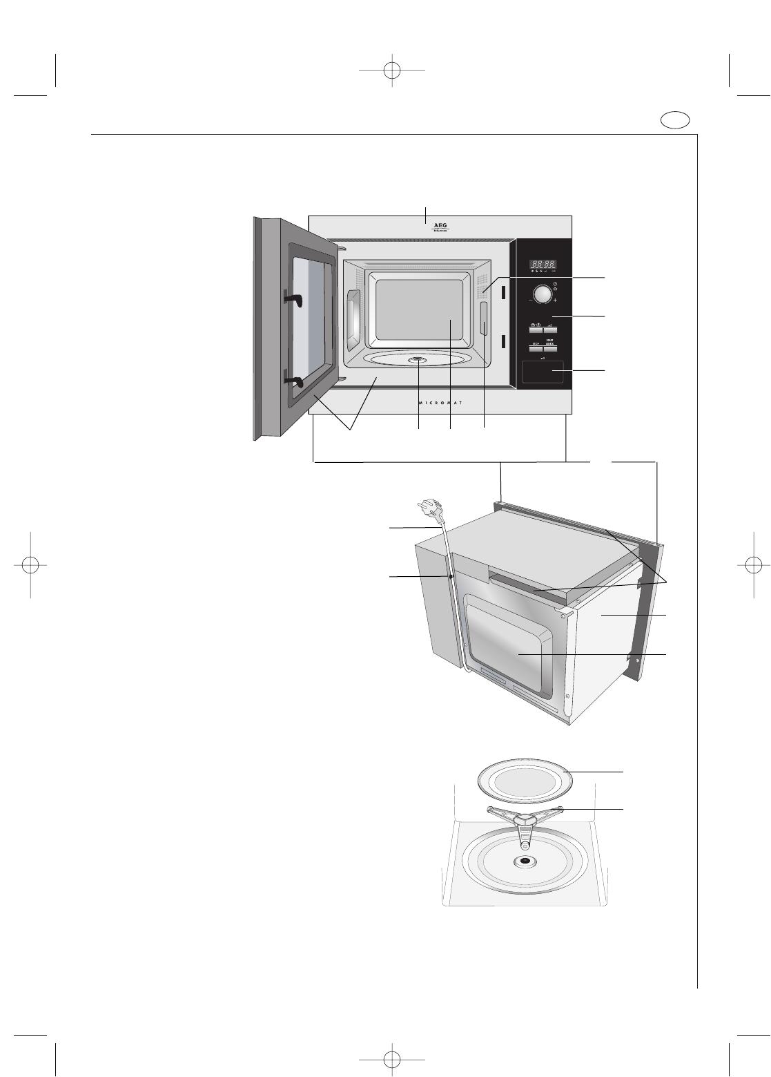 aeg mikrowelle finest mikrowelle einbau husliche einbau mikrowelle die top neu with aeg. Black Bedroom Furniture Sets. Home Design Ideas