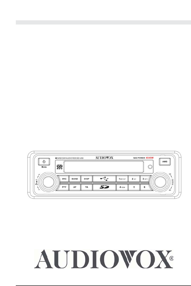 Nett Audiovox Funkschaltplan Bilder - Der Schaltplan ...