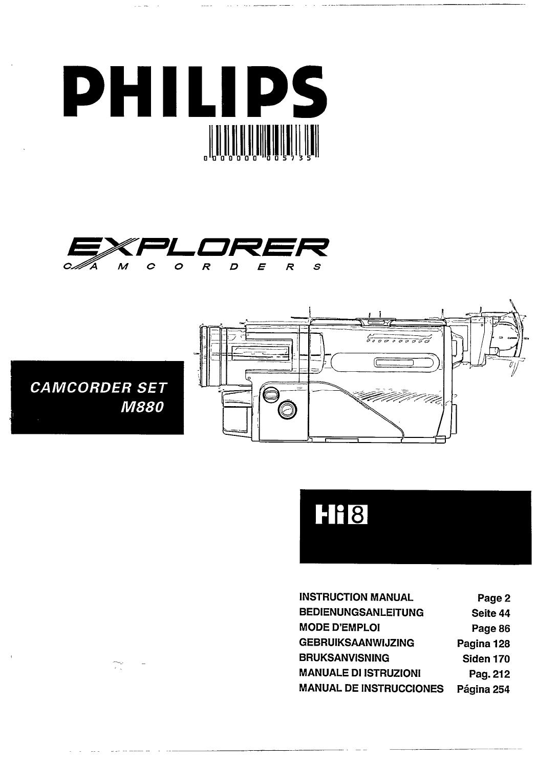 Bedienungsanleitung Philips M880 Seite 25 Von 44 Englisch Wiring Diagram