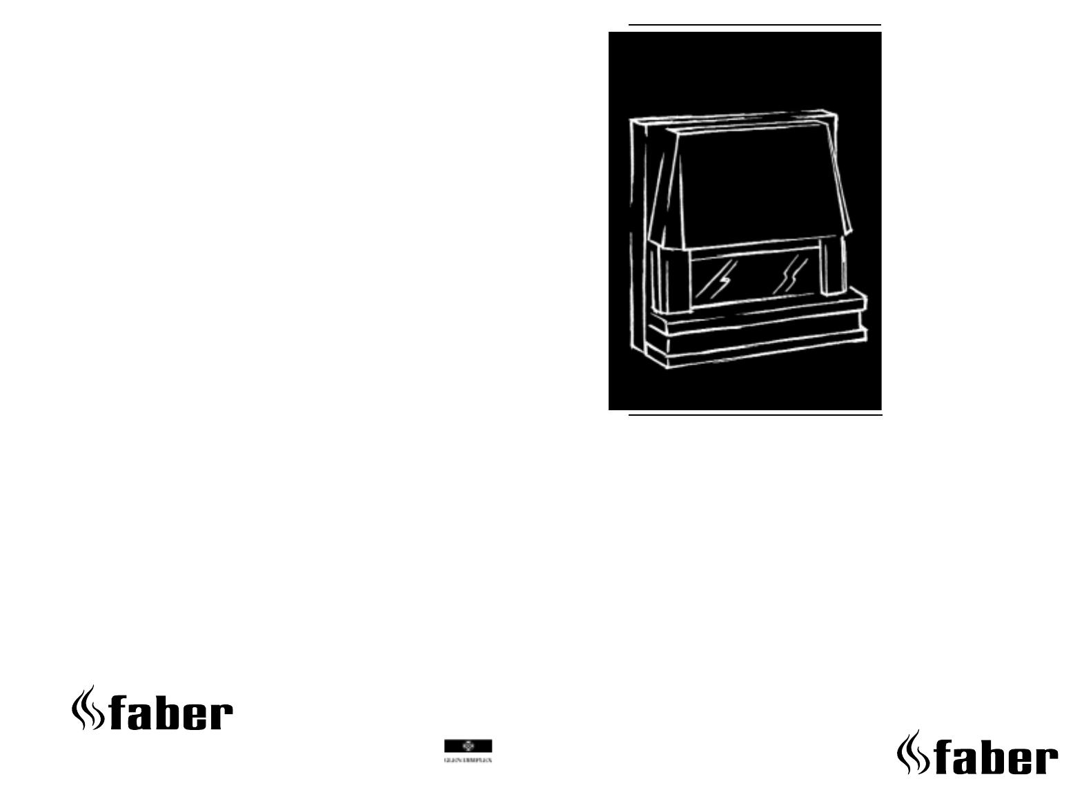 bedienungsanleitung faber malaga seite 1 von 18 franz sisch holl ndisch. Black Bedroom Furniture Sets. Home Design Ideas