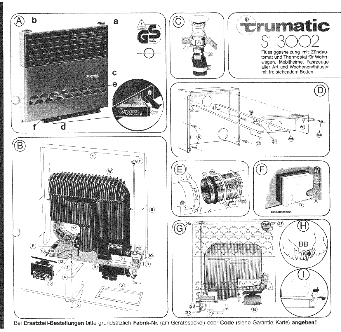 truma cp plus instructions